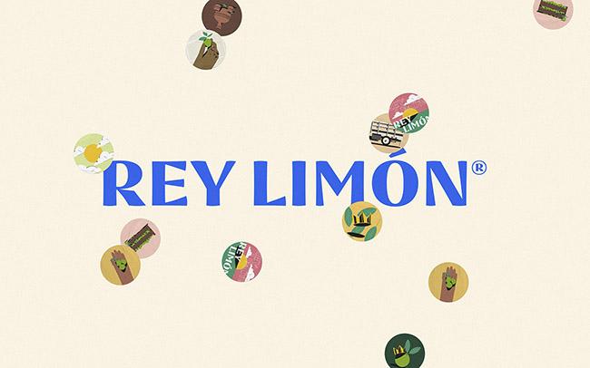 Khám phá thiết kế bộ nhận diện thương hiệu tươi mát của Rey Limón