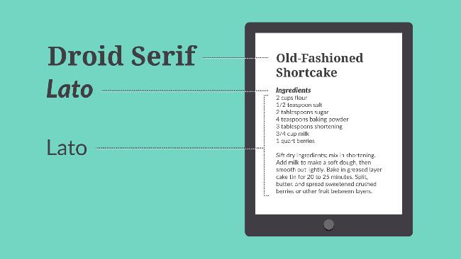 Typography và những kiến thức cơ bản nhưng quan trọng