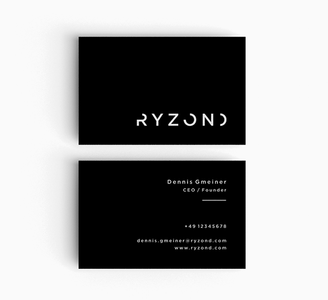 Xu hướng thiết kế danh thiếp nổi bật 2020