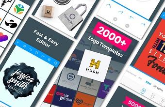 Gợi ý ứng dụng thiết kế logo miễn phí trên iOS