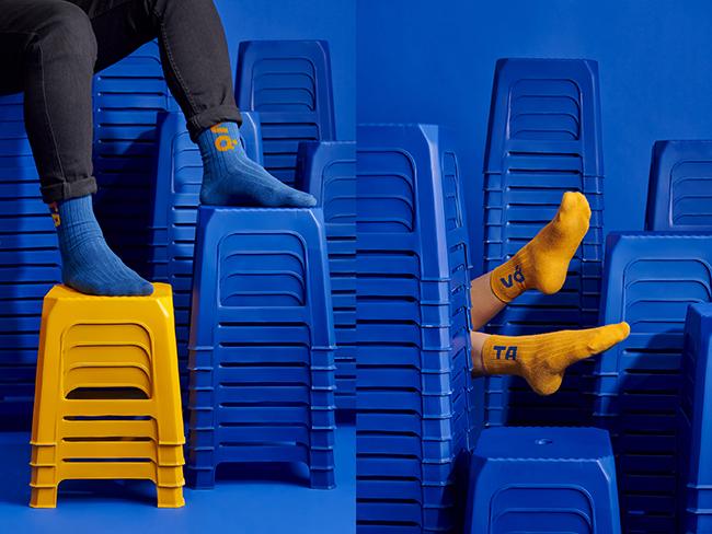 Khi văn hóa ghế ngồi đi vào thiết kế nhận diện thương hiệu