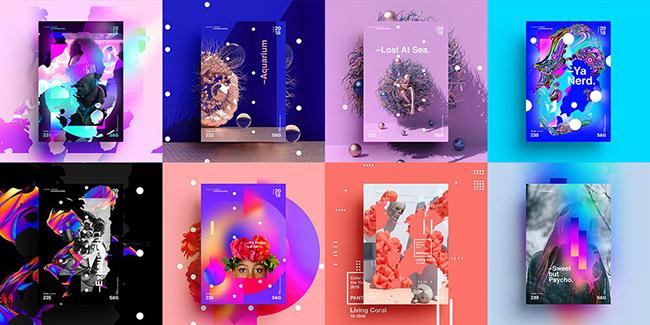 Những kỹ thuật thiết kế hình ảnh thương hiệu theo phong cách siêu thực