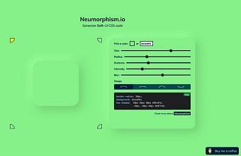 Bạn biết gì về xu hướng thiết kế Neumorphism?