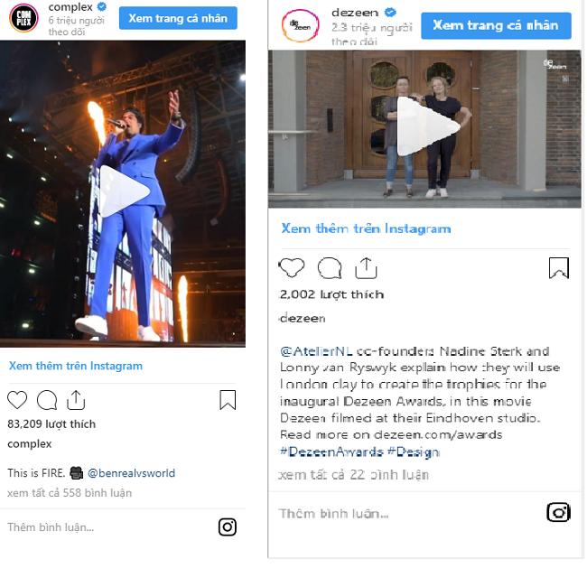 Cập nhật kích thước ảnh, tỉ lệ khung hình trên Instagram - Phần 1