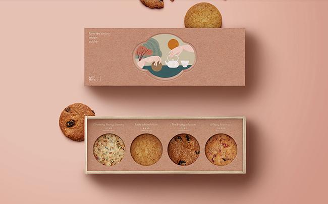 Mẫu thiết kế bao bì hộp giấy thực phẩm đẹp từ ROCCA