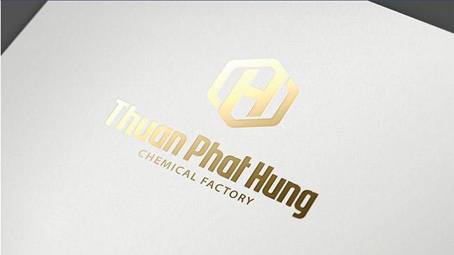 Mẫu thiết kế logo hợp phong thủy của Thuận Phát Hưng