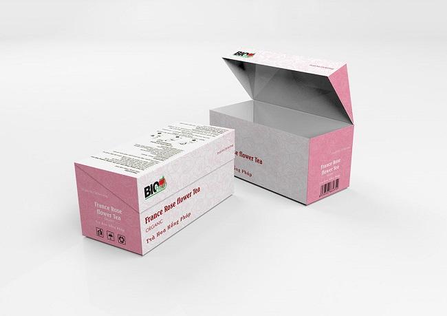 Những mẫu thiết kế bao bì dược phẩm đạt chuẩn của Lebrand