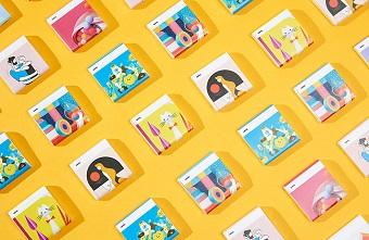 Ưu – Nhược điểm của màu sắc tươi sáng trong thiết kế hình ảnh thương hiệu