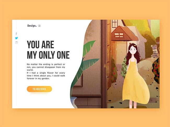 Visual Storytelling bằng hình ảnh thiết kế thương hiệu