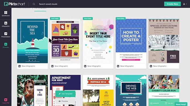 Chia sẻ các phần mềm thiết kế Slide miễn phí
