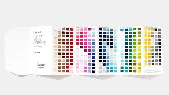Giới thiệu bảng màu mới theo xu hướng thiết kế của Pantone