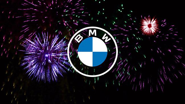 Hé lộ thiết kế logo mới của BMW