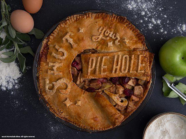 Khơi nguồn cảm hứng với typography từ thực phẩm