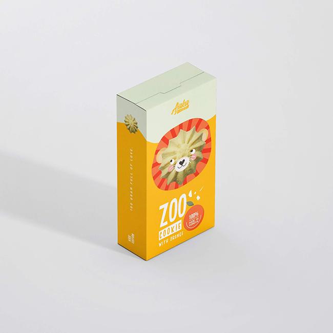 Mẫu thiết kế bao bì thực phẩm cho trẻ em