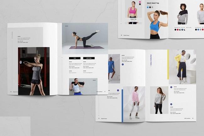 Làm thế nào để thiết kế nội dung Catalogue hiệu quả?