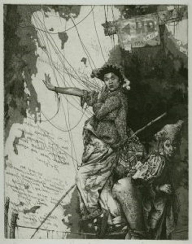 Một số loại hình minh họa truyền thống