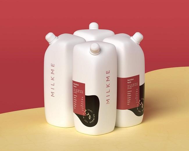 Những mẫu thiết kế bao bì vỏ chai đẹp