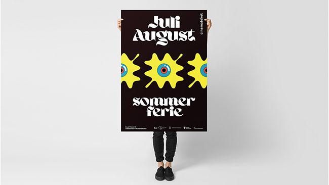 Những mẫu thiết kế Poster phim sáng tạo ấn tượng
