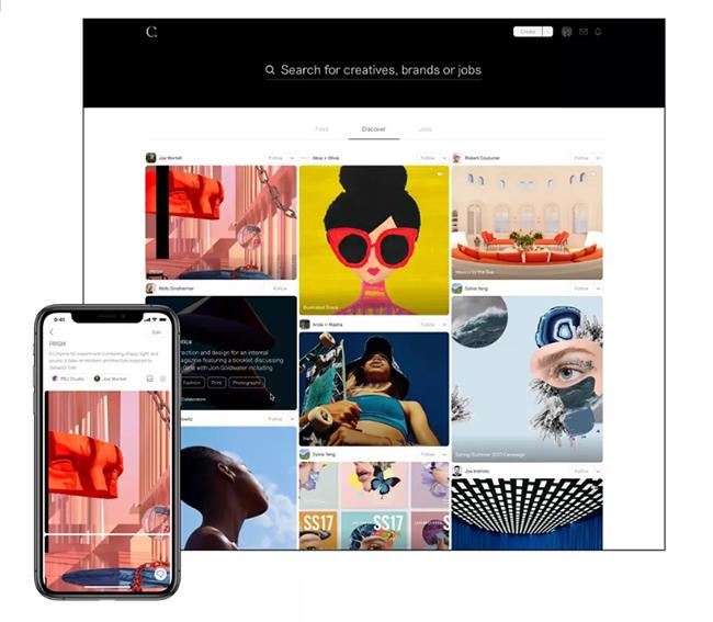 Platform Creatively trông như thế nào?