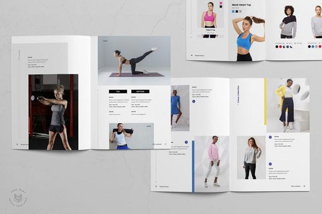 Làm sao để thiết kế hình ảnh Catalogue hiệu quả?