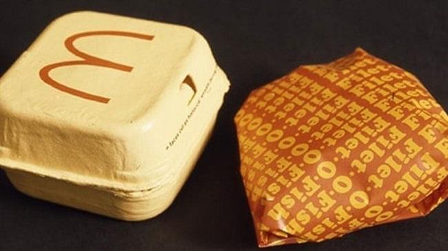 Mẫu thiết kế bao bì McDonald's 46 năm trước có gì độc đáo?