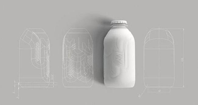 Thiết kế bao bì vỏ chai tự phân hủy đang là xu hướng?