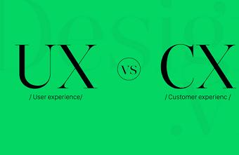 Bạn có phân biệt được UX và CX không?