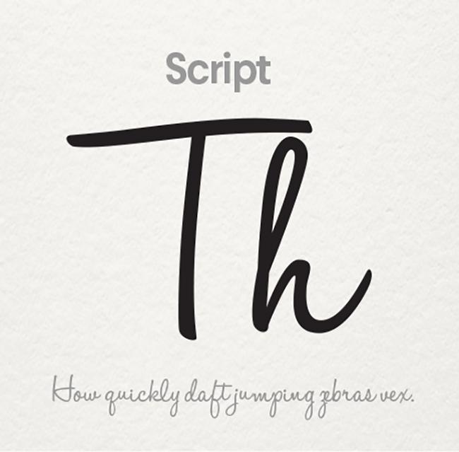 Cần lưu ý gì để hình ảnh hóa con chữ trong thiết kế logo?