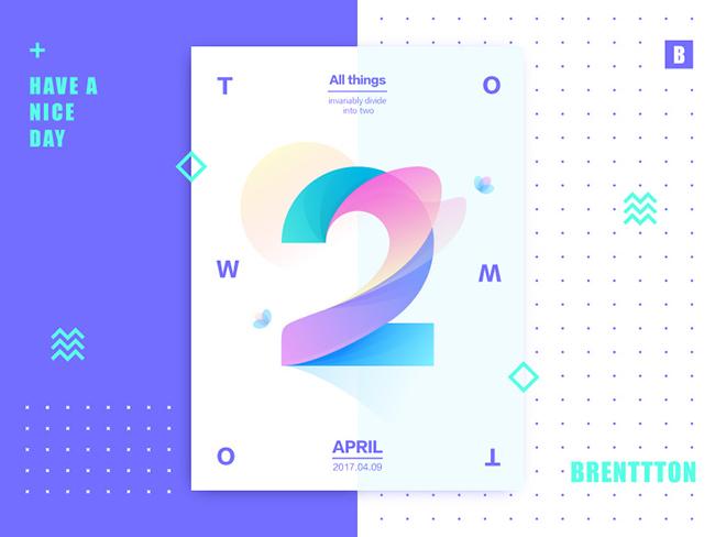 Làm thế nào để thiết kế Poster Gradient ấn tượng?