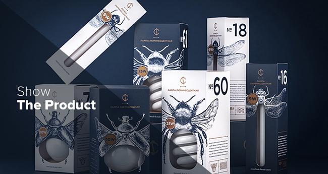 Thiết kế bao bì sản phẩm sao cho bắt mắt?
