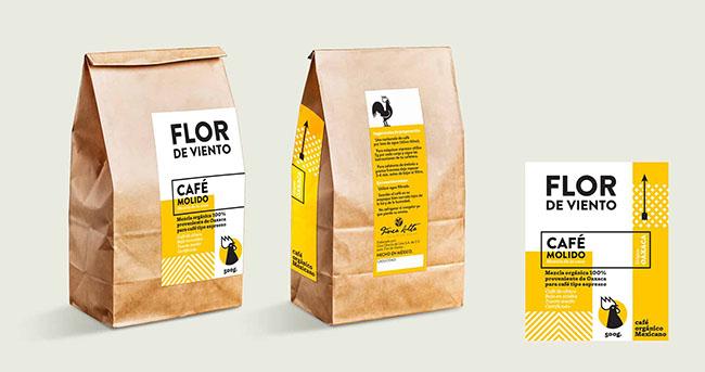 Màu sắc dành cho thiết kế nhận diện thương hiệu thực phẩm sáng tạo