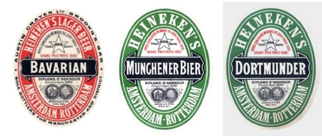 Nhãn chai Heineken có gì đặc biệt?