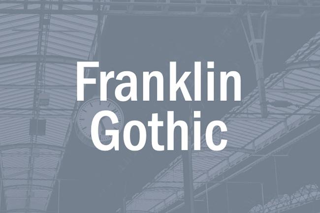 Top Typeface cổ điển hấp dẫn cho thiết kế thương hiệu