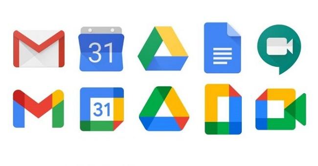 Bộ thiết kế logo mới của Google Workplace