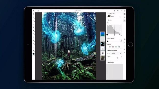Top phần mềm thiết kế thương hiệu hữu ích dành cho iPad