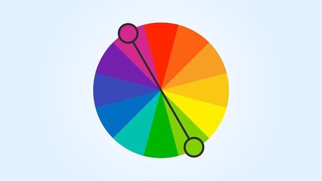 Có những cách sử dụng màu sắc trong thiết kế thương hiệu nào?