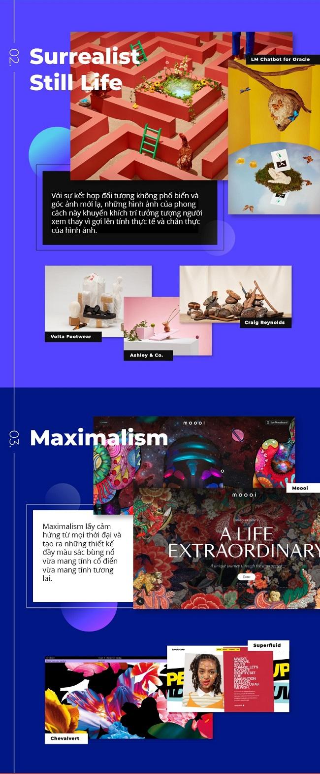 [Infographic] Xu hướng thiết kế đồ họa và thiết kế kỹ thuật số 2021