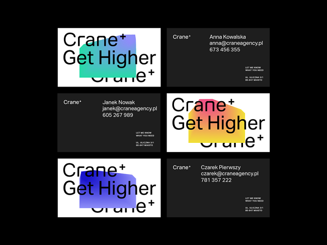 Top ý tưởng thiết kế danh thiếp sáng tạo 2021