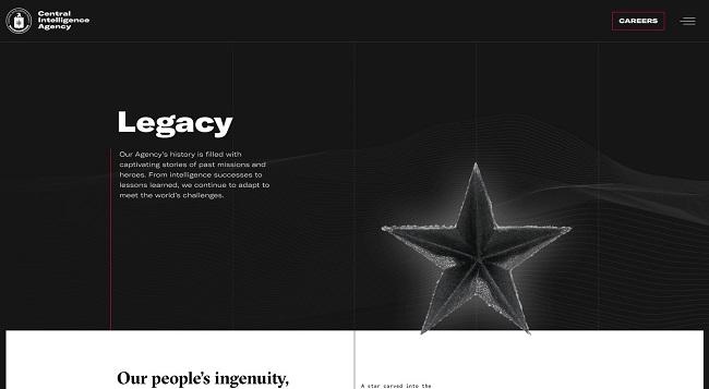 Khám phá thiết kế logo mới CIA