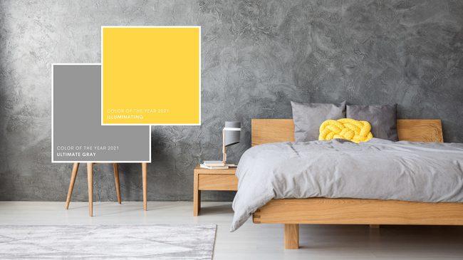 Làm thế nào để ứng dụng xu hướng màu sắc 2021 vào thiết kế thương hiệu?