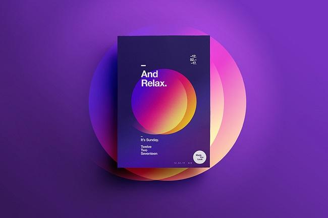 Top xu hướng màu sắc thiết kế truyền cảm hứng 2021