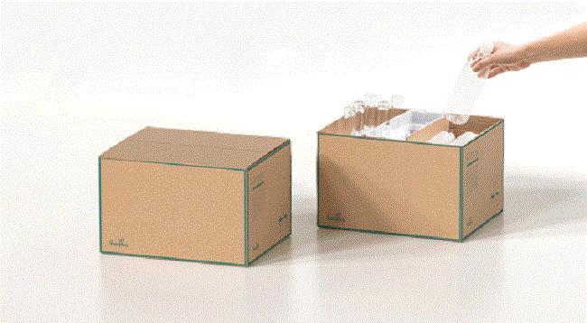 Mẫu thiết kế bao bì góp phần giảm thiểu lượng rác thải
