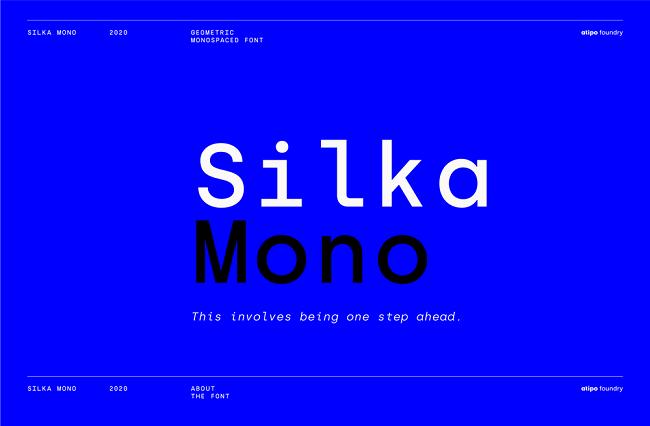 Gợi ý top font chữ miễn phí phong cách thiết kế tối giản - Phần 2