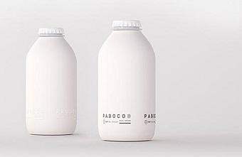 Mẫu thiết kế bao bì chai giấy đầu tiên của Coca-Cola