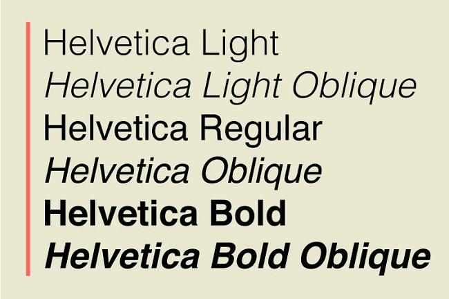"""Hành trình kiểu chữ Helvetica trở thành """"biểu tượng"""" của Typography"""