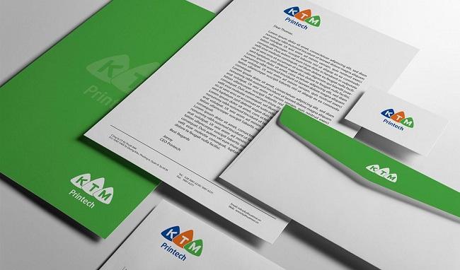 Lebrand ứng dụng màu sắc trong thiết kế nhận diện thương hiệu