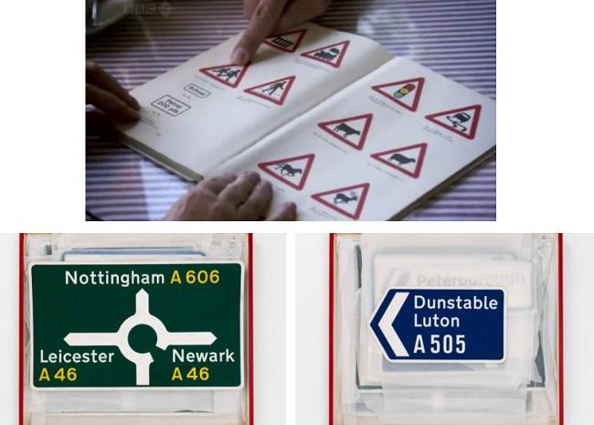 Margaret Calvert – Người thiết kế biển báo giao thông