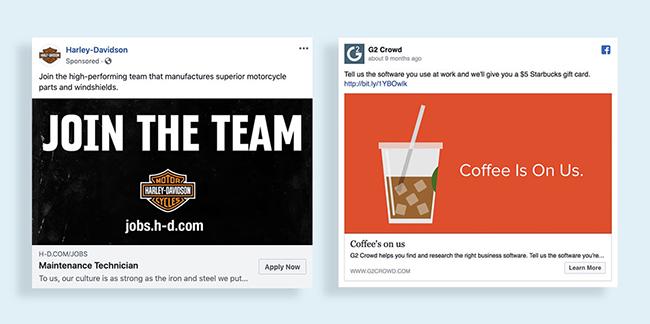 Mẹo thiết kế quảng cáo Facebook hiệu quả