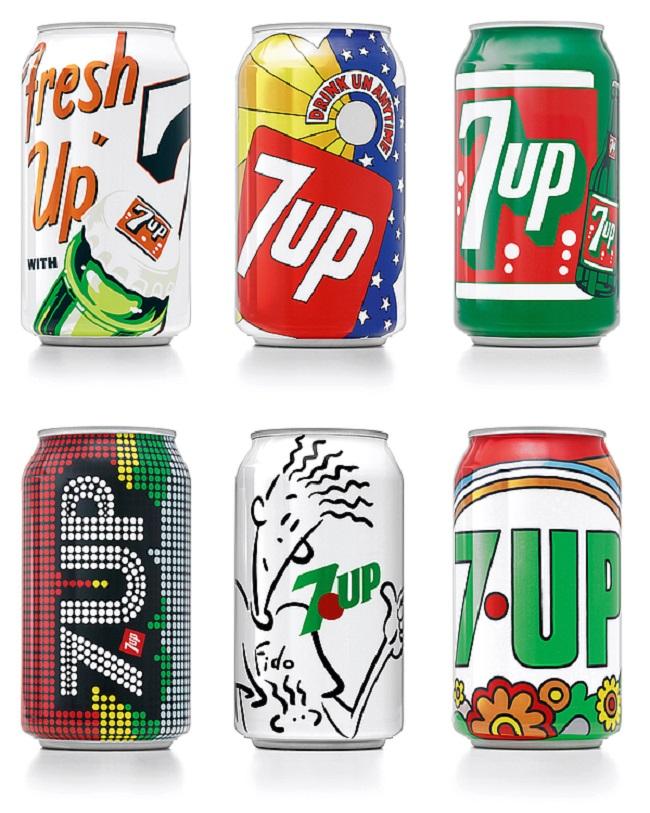 Ý nghĩa linh vật đại diện của 7UP