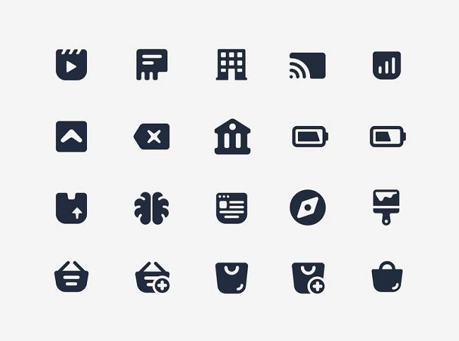 Cách thiết kế icon cho thiết kế POSM hiệu quả